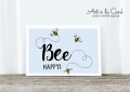 Magnet: Bee Happy