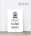 Magnet: Collect beautiful moments